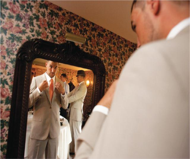 Our planners and wedding coordinators will attend to every detail for you!