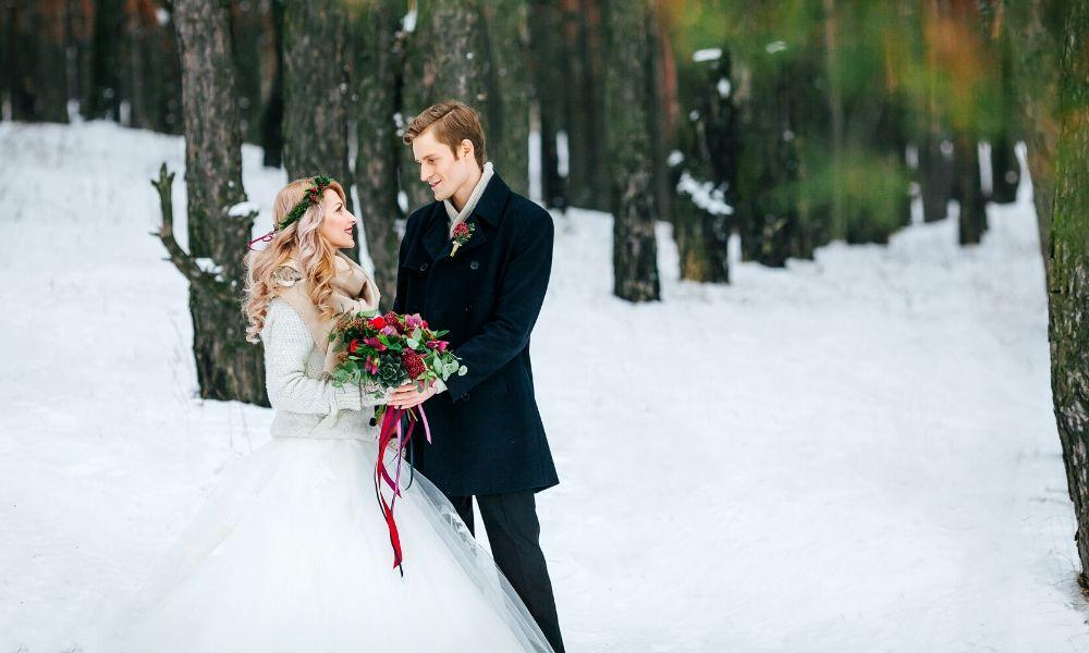 5 Great Reasons to Have a Winter Wedding