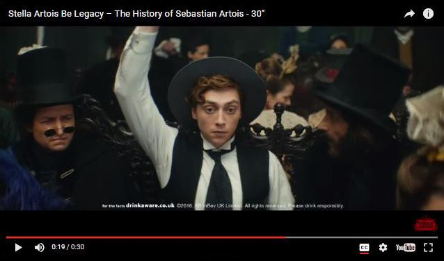 The History of Sebastian Artois