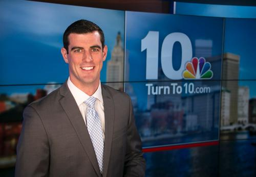 NBC-10 welcomes new meteorologist to its morning Sunrise team