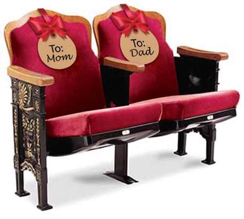 Newport Opera House Dedicate A Seat Campaign