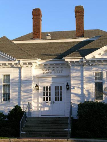 Portsmouth Rhode Island Town Hall