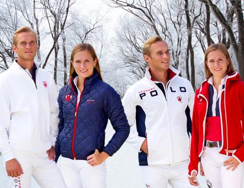 Newport Polo Winter Outerwear Collection
