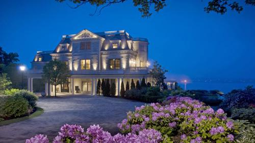 The Chanler at Dusk