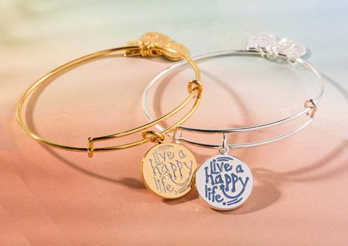 ALEX AND ANI's Live A Happy Life Collection
