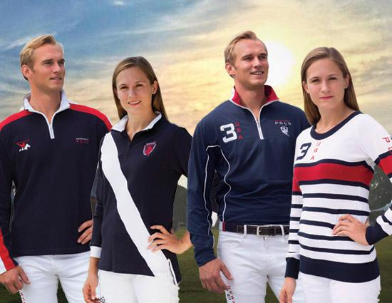 Newport Polo Spring Transitional