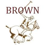 Brown Polo Club Logo