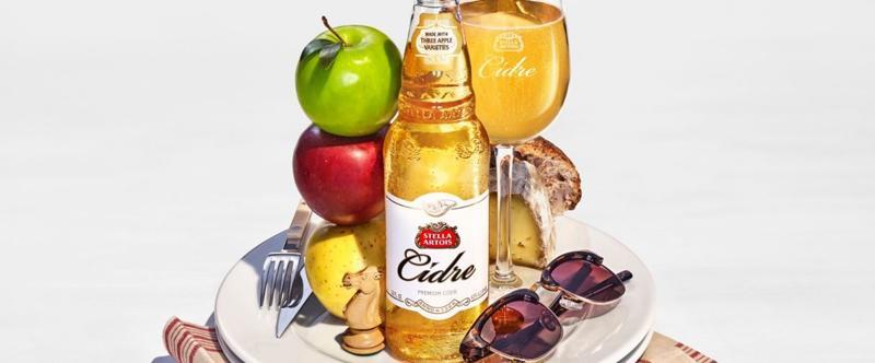 Stella Cidre Season Opens