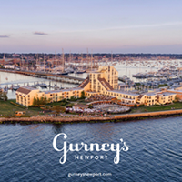 Aerial View of Gurney's Newport Resort