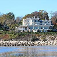 Water View of the Chanler at Cliff Walk