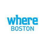 Where Boston Logo
