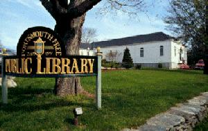 Exterior of the Portsmouth Public Library