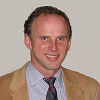 Newport Polo President, Dan Keating