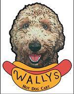Wally's Hotdog Cart Saugy Dogs