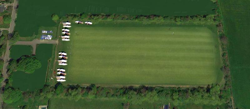 Prospect Field Aerial