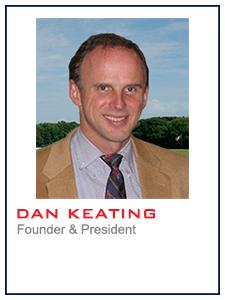 Dan Keating, Founder & President