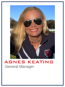 Agnes Keating, General Manager