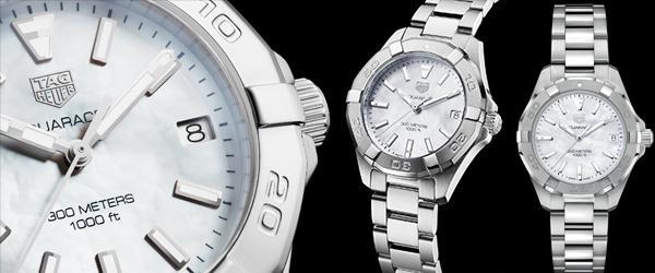 Tag Heuer Ladies Aquaracer Quartz Watch