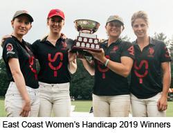 Winners 2019 East Coast Women's Handicap