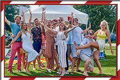 Tailgates Celebrate a Birthday at Polo