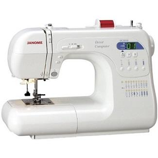 janome dc 3018 sewing machine