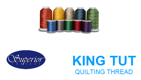 Superior King Tut Sewing Thread