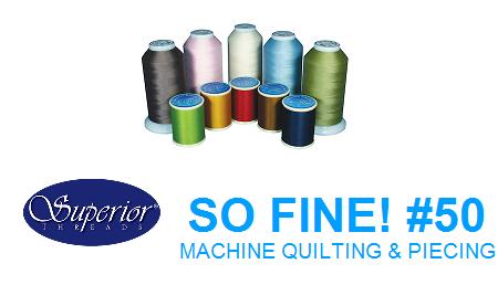Superior So Fine Sewing Thread