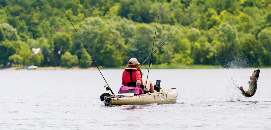 hobie fishing wide