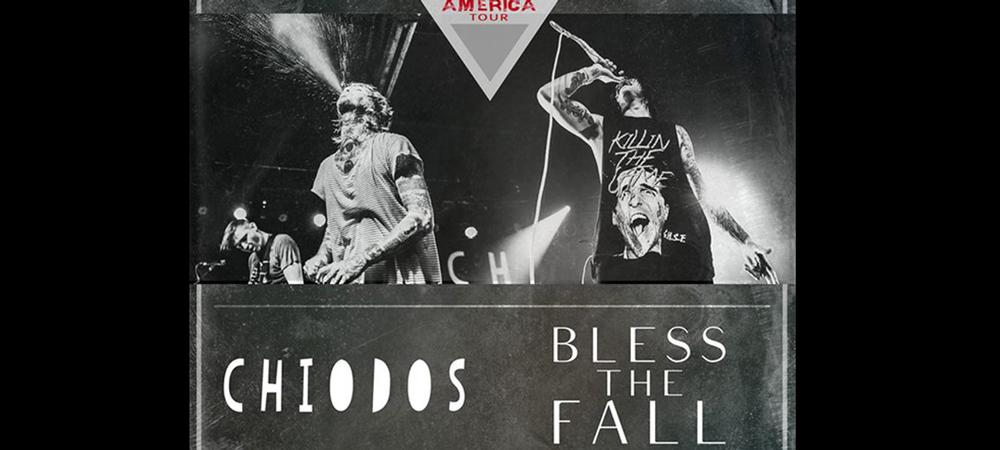 Blessthefall, Chiodos
