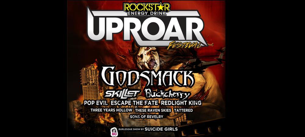 Rockstar Energy Uproar Festival - At Mount Airy Casino