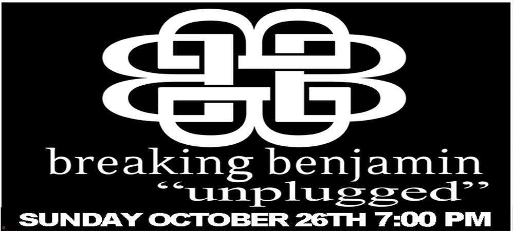Breaking Benjamin - Un-Plugged      <p>