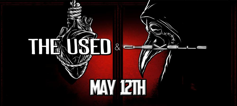 The Used & Chevelle