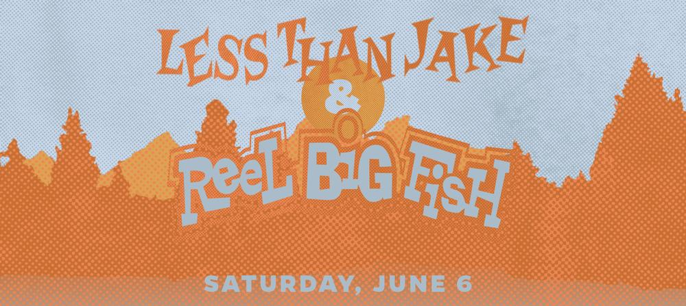 Reel Big Fish/Less Than Jake