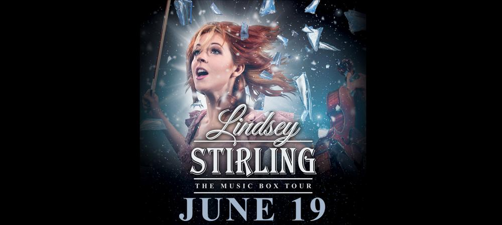 Lindsey Stirling: The Music Box Tour