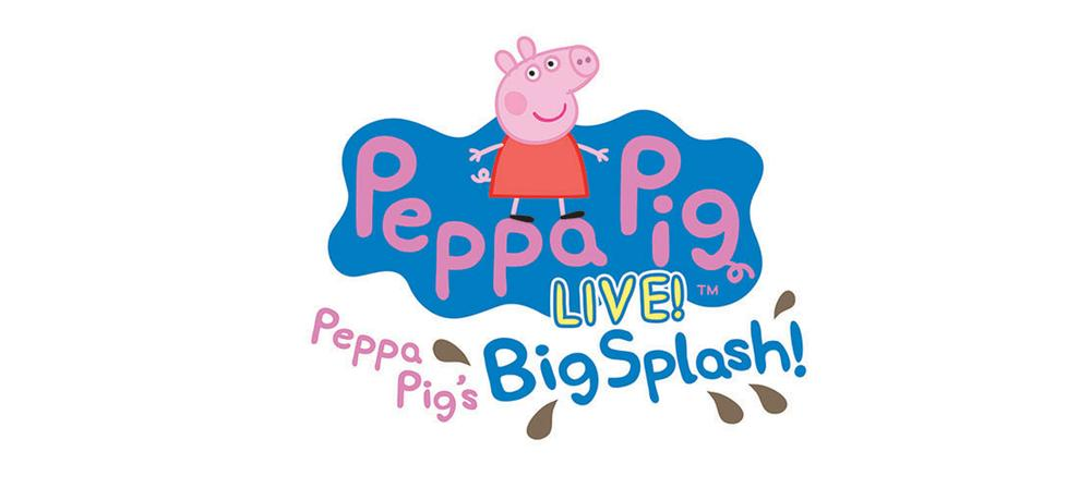 Peppa Pig Live! Peppa Pig's Big Splash!