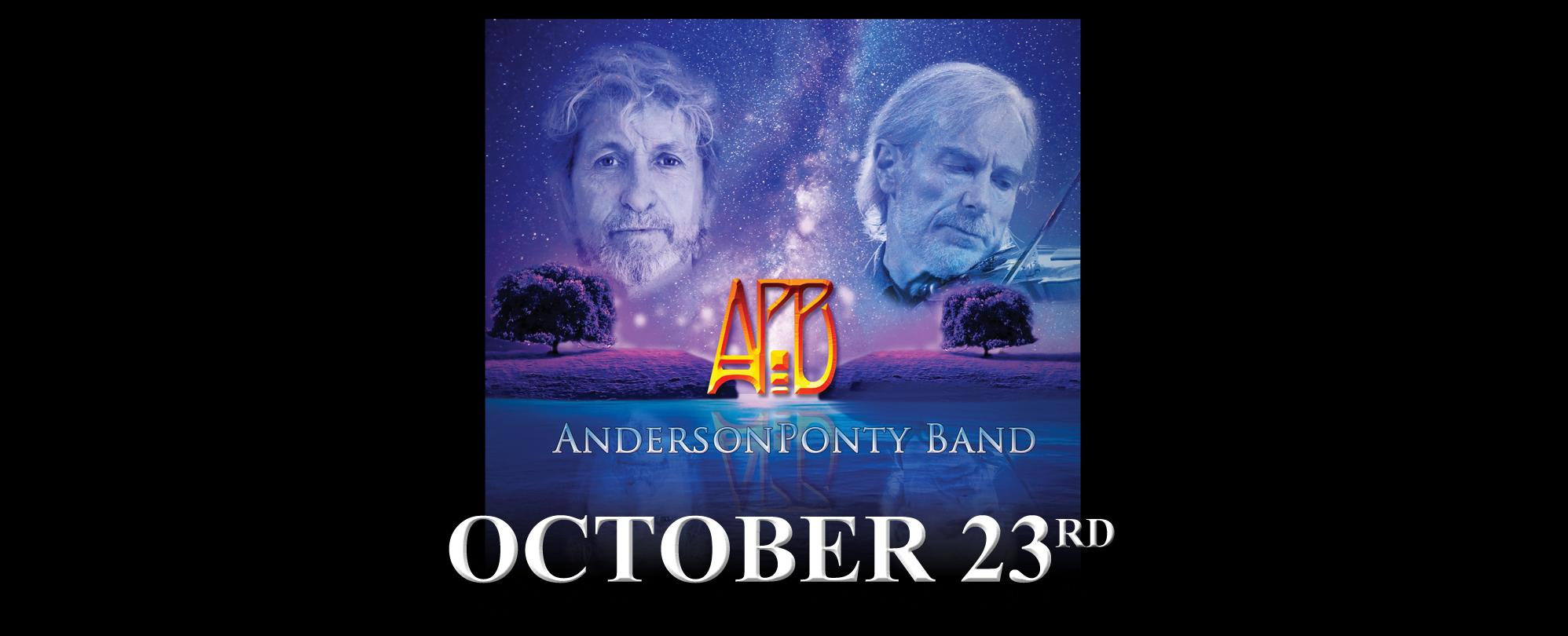 An Evening With The Anderson Ponty Band