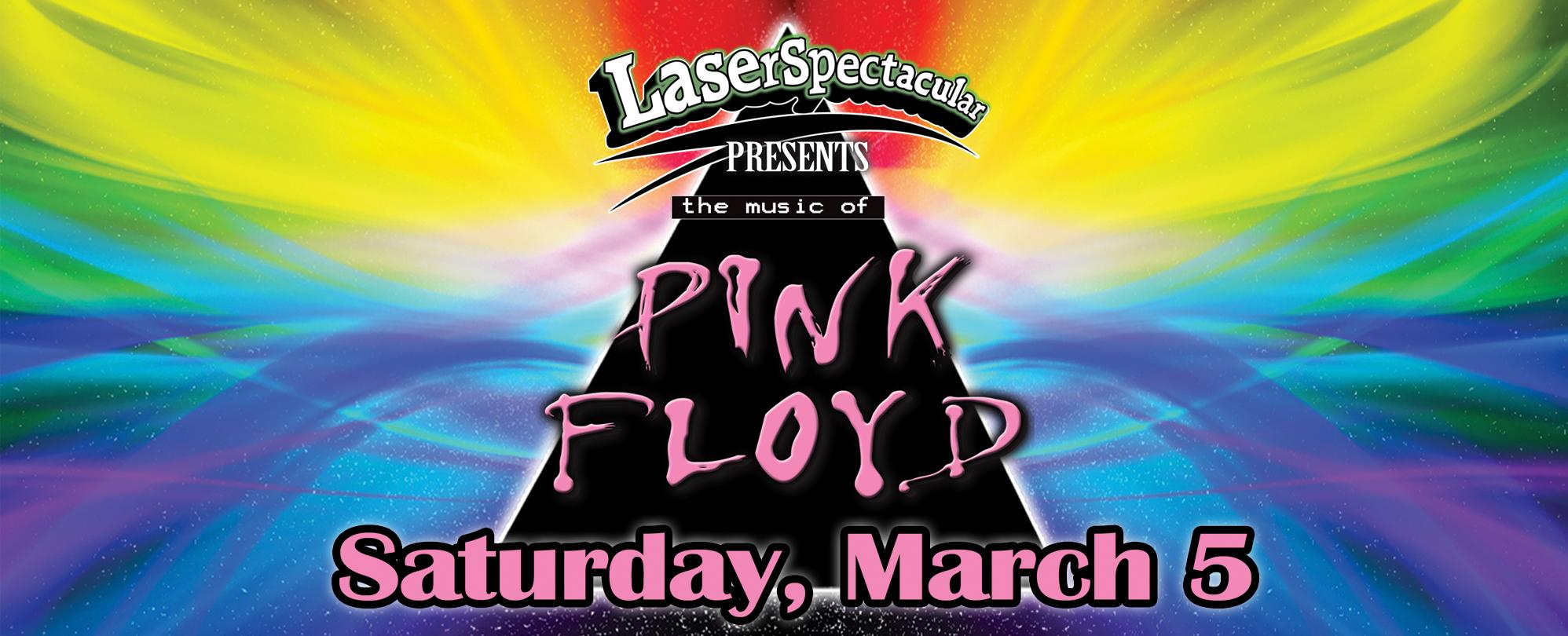 Paramount's Laser Spectacular: Featuring the Music of Pink Floyd