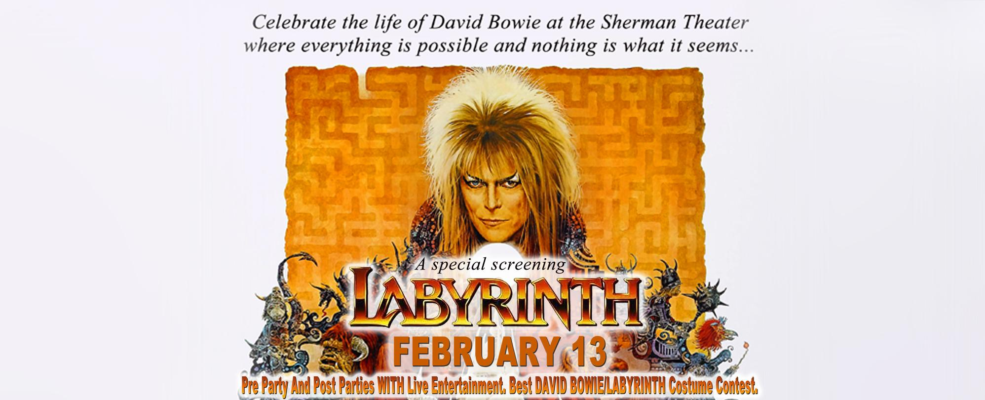 Labyrinth *special screening*