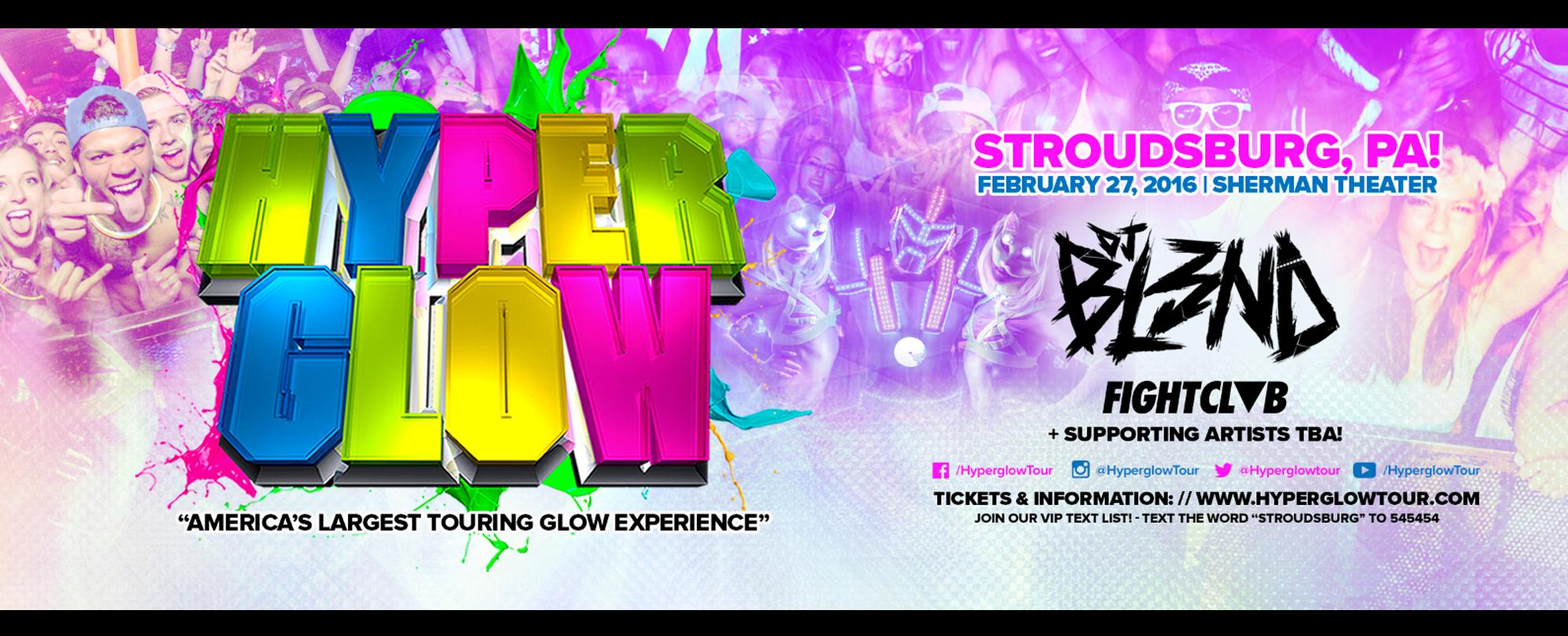 Hyperglow (ft. DJ BL3ND & FIGHt CLVB)
