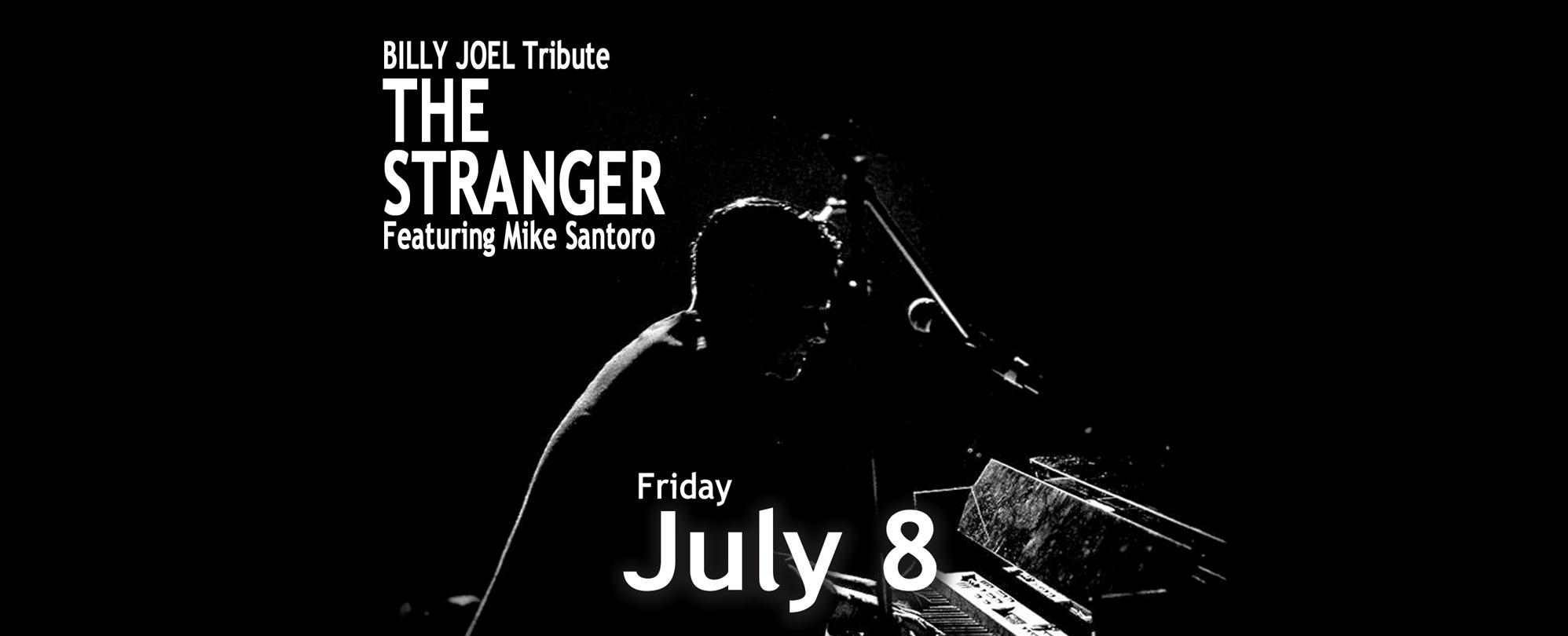 BILLY JOEL Tribute - The Stranger
