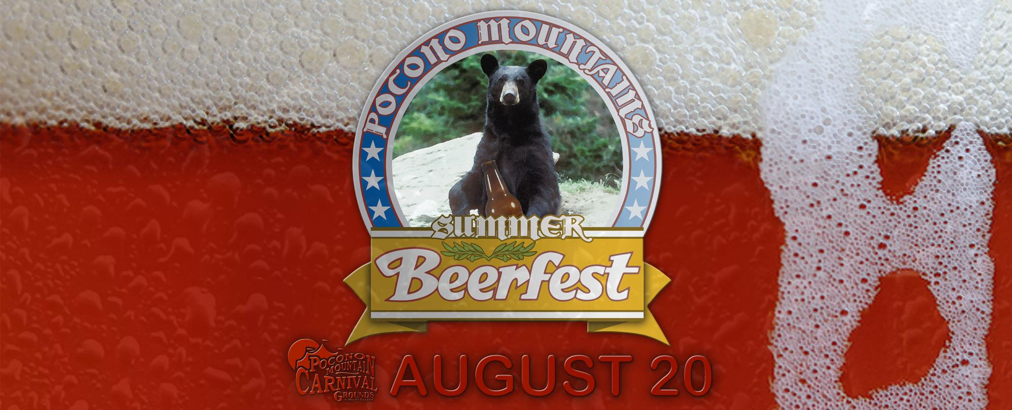 Pocono Mountains Summer BEERFEST