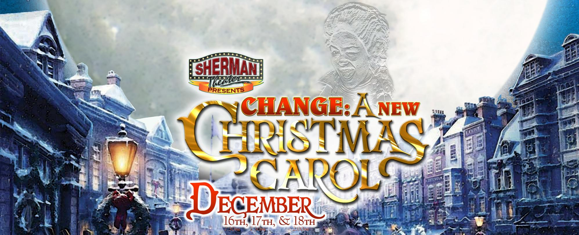Change: A New Christmas Carol - Sunday