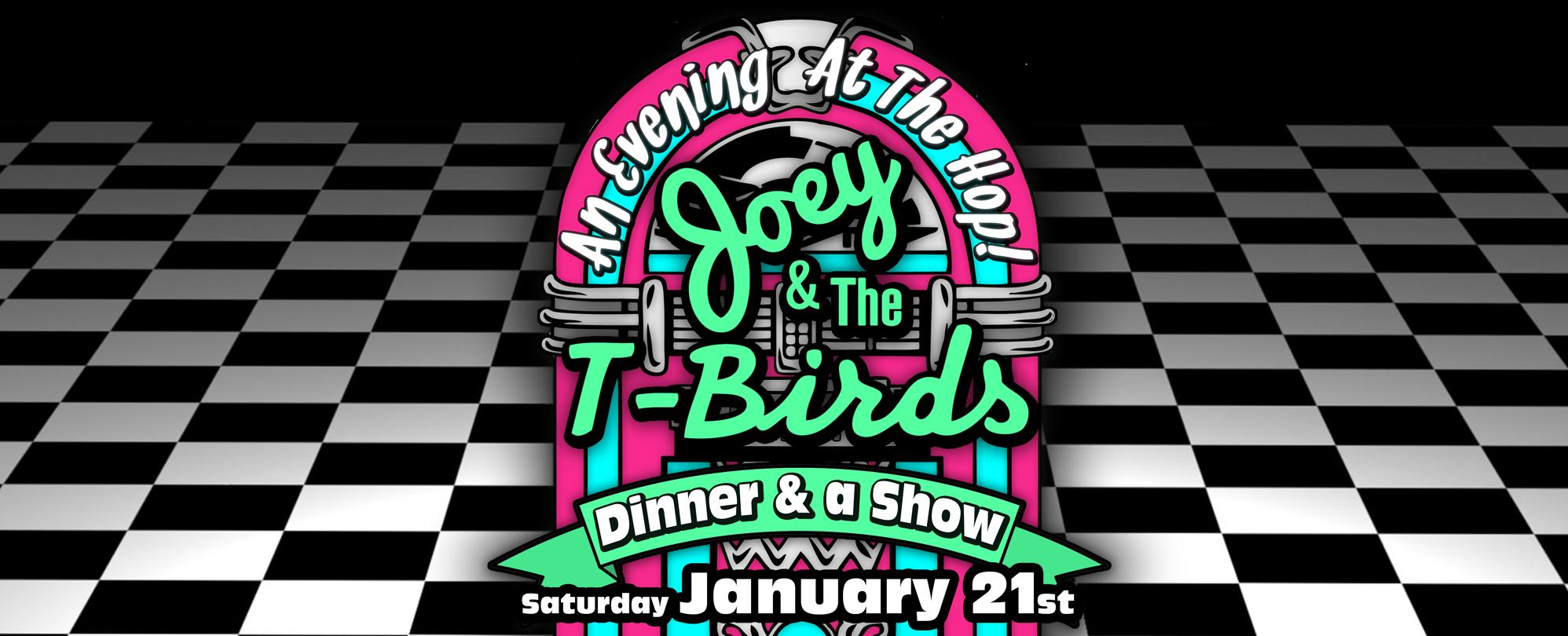 An Evening At The Hop ft. Joey & The T-Birds