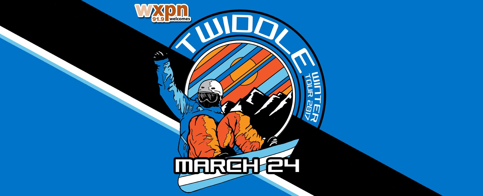 WXPN Welcomes: Twiddle