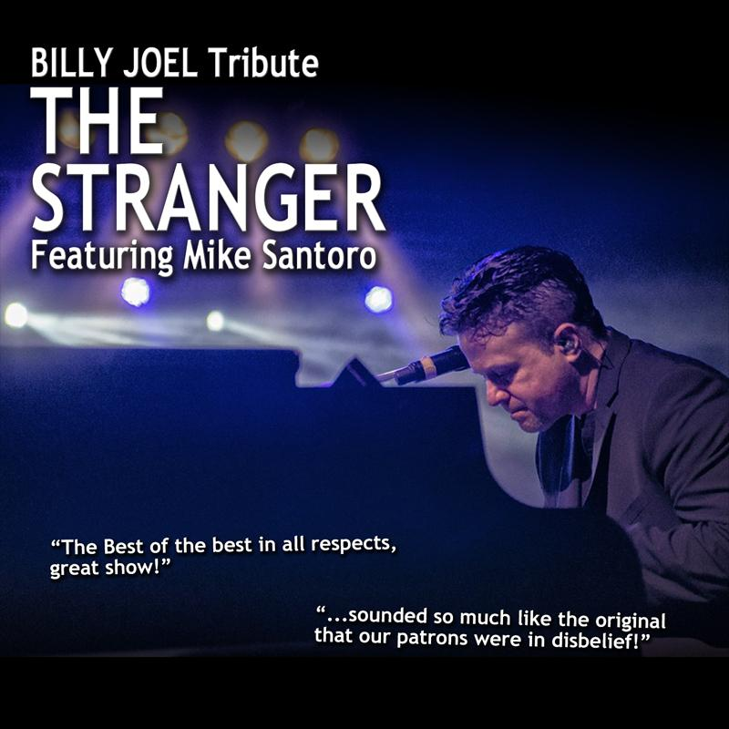 The Stranger - Tribute To Billy Joel Tickets The