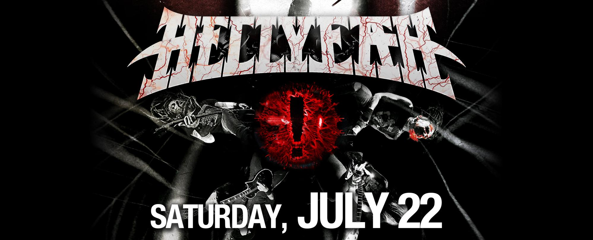 HELLYEAH: UNDEN!ABLE World Tour