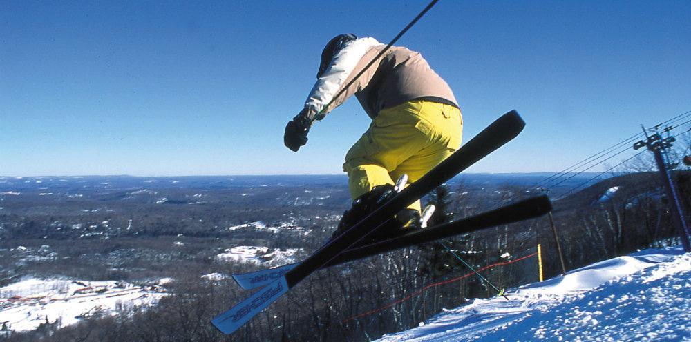 Skiing Camelback