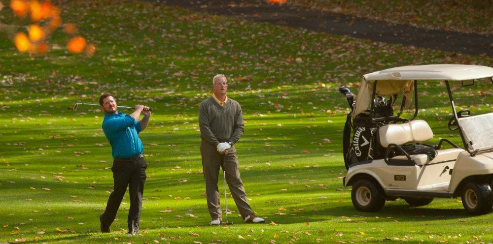 Golf Fall