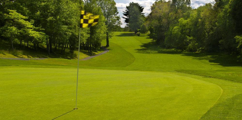 Golf Hole 6