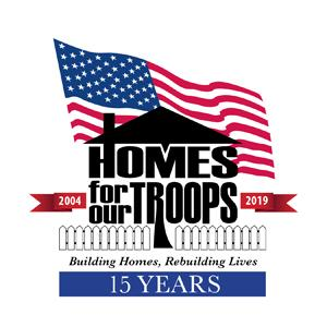 Homes For Our Troops Logo (HFOT)
